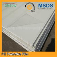 Buy cheap Sandwich Roof Panel Surface Protection Film Curved Sandwich Panel Surface Protection Film product