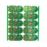 Buy cheap 6 Layers HDI Printed Circuit Boards Green Soldmask White Silcreen from wholesalers