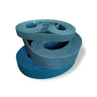 Buy cheap Long 4x21 2x42  Zirconia Sanding Belts 120 # Red Blue  Brown Color Available product