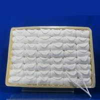 China wholesale Soft cotton disposable airline hot towel for restaurant on sale