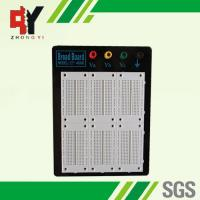 Buy cheap Reusable Circuit Electronics Breadboard Combination With Six Pattern product