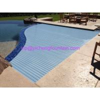 Buy cheap SGS Inground Automatic Pool Control System Polycarbonate Covers With 4 Colors product