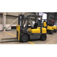 Buy cheap Priority steering system forklift 3 ton FD30 diesel forklift with fork positioner product