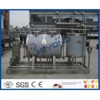 Buy cheap Manually / Automatic Clean In Place Equipment , Clean In Place Cip System In Food Industry product