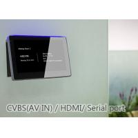 Buy cheap Small Conference Room Booking Display With LED Light Indicator RFID / NFC Reader from wholesalers