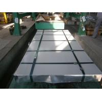 Buy cheap RAL 1030 Pre Painted Gi Sheet For Roofing DX51D Width 700 / 1250mm product