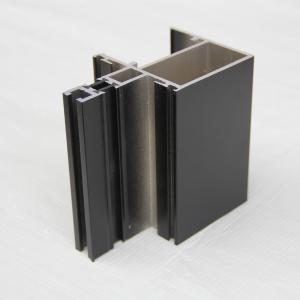 Buy cheap Exterior Wall Decoration Hotel Decoration 6061 Frame Aluminium Profile product