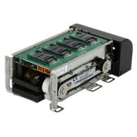 Buy cheap Electrical / Mechanical Shutter Motorized Card Reader CRT-310 Support Power - Down Eject Card product