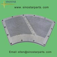 Buy cheap Perforated stainless screen plate product