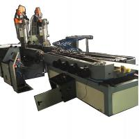 Buy cheap 110 mm - 250 mm double wall corrugated pipe making machine with cast aluminum from wholesalers
