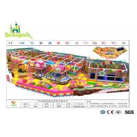 Buy cheap Anti - Crack Infant Indoor Playground , Soft Play Indoor Playground Family Fun For Kids product