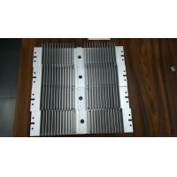 Buy cheap Anodizing 6061 T6 Flat Wide Shape Aluminum Heat Sink With CNC Precision Holes product