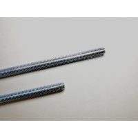 Buy cheap DIN 975 1 Meter  Class 4.8 M20*1000 Zinc Plated All Threaded Rod product