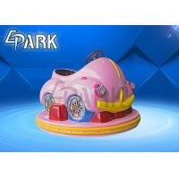 Buy cheap Amusement Park Kids Bumper Car Racing Ride With Remote Control Operation from wholesalers