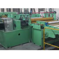 Buy cheap Automatic Sheet Metal Slitter Machine Excellemt Cutting Accuracy Improved Reliability product