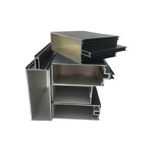 Buy cheap 6063-T5 Curtain Wall Aluminum Frame product