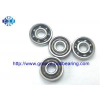 Buy cheap Miniature Bearing 608 Radial Ball Bearing 8*22*7mm, Open Type, Nylon Cage 608 from wholesalers