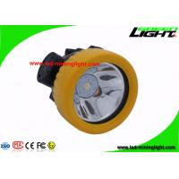 Buy cheap 2.2 Ah 5000 Lux Rechargeable Cordless Coal Mining Lights with Cable product