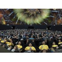 Buy cheap 30m Immersive Projection Dome Theater Big Capacity 650 - 1200 People product