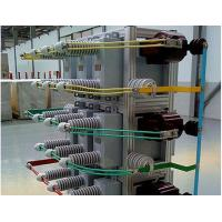 Buy cheap Frame Type High Voltage Capacitor Bank  Reactive Power Compensator 10kV Indoor Use product