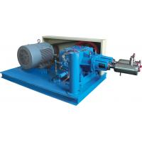 Buy cheap Custmozied Color 25-100mpa Ultra High Pressure LNG Cryogenic Liquid Pump Industrial Gas Equipment product