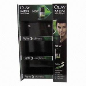 Buy cheap Retail Displays Cardboard/Corrugated POP Display/Cardboard Countertop Display, 4C Offset Printing product