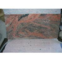 Buy cheap Multi Color Red China Nutral Stone  Granite 12X12 Paving facing the cap tiles slabs product