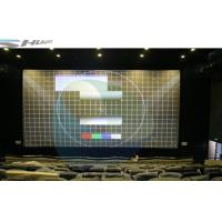Buy cheap Intelligent Control 3D Cinema System With Dynamic Theater Film, Digital Screen product