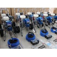 Buy cheap Honda Engine Gas Powered Airless Paint Sprayer For Residential Interior Walls And Ceilings product