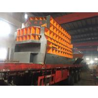 Buy cheap Color Customized Shear Height 300mm Automatic Scrap Metal Shear Machine WS-630 product