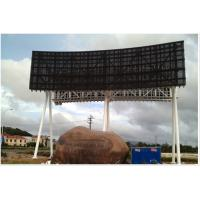 Quality P16 Outdoor Full Color Billboard Flexible Led display Screen for sale