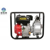 Buy cheap Lightweight Mini Gasoline Water Pump Self - Priming Aluminium Alloy Bodi Material product