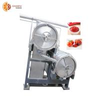 Industrial Tomato Paste Processing Line Energy Saving High Efficiency for sale