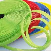 Buy cheap 20Mm Loop And Hook Fasteners For Textile , Industrial Strength Hook Loop Tape 25m / Roll from wholesalers