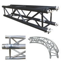 Buy cheap Exhibition Concert Stage Structure Lightweight Aluminum Truss Systems product