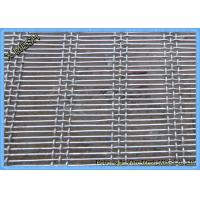 Buy cheap 65mn Carbon Steel Long - Slot Hog Flooring Wire Mesh from wholesalers