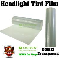 Buy cheap Car Headlight Tint Film 3 layers 0.3*10m/roll - Transparent / Clear product