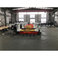Buy cheap 3 Ply Corrugated Cardboard Production Line 1800mm Hydraulic Mill Roll Stand product