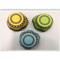 Buy cheap Cake Baking eco-friendly Paper  Tulip Cup Cake colorful  Muffin Cases Cupcake Liners product