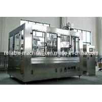 Buy cheap 3 in 1 Carbonated Beverage Drink Filling Line CGFD Series product