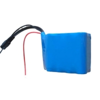 Buy cheap CC CV 6000mAh 12V 18650 Rechargeable Battery 2000 Cycle product