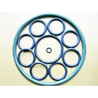 Buy cheap FDA Approved Custom Silicone Seals Gasket High / Low Temperature Resistant product