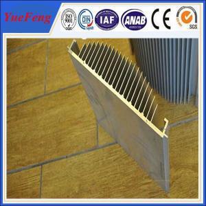 Buy cheap aluminium profile extrusion heat sink,anodized aluminum alloy profile manufacturer,OEM product