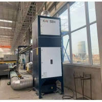 Buy cheap Integrated Welding Extraction Central Dust Collector product