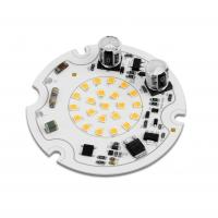 Buy cheap CRI95 Triac Dimming Round LED Module Diameter 70mm for Panel LED Retrofit product