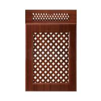 Buy cheap Kitchen Bathroom Cabinet Doors Wooden Ventilated With Customized Surface product