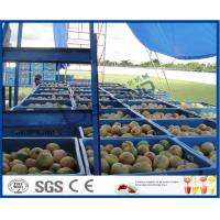Buy cheap Fresh Pineapple / Mango Juice Processing Plant With Can Packaging Machine product