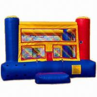 Buy cheap Inflatable Boxing Ring/Wrestling Ring/Boxing Bouncer, Easy Set Up/Take Down product