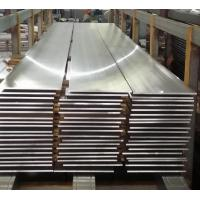 Buy cheap Extruded 6061 T6 Mill Finish Flat Aluminum Plate , Aluminium Flat Plate from wholesalers
