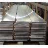 Buy cheap Extruded 6061 T6 Mill Finish Flat Aluminum Plate , Aluminium Flat Plate from wholesalers